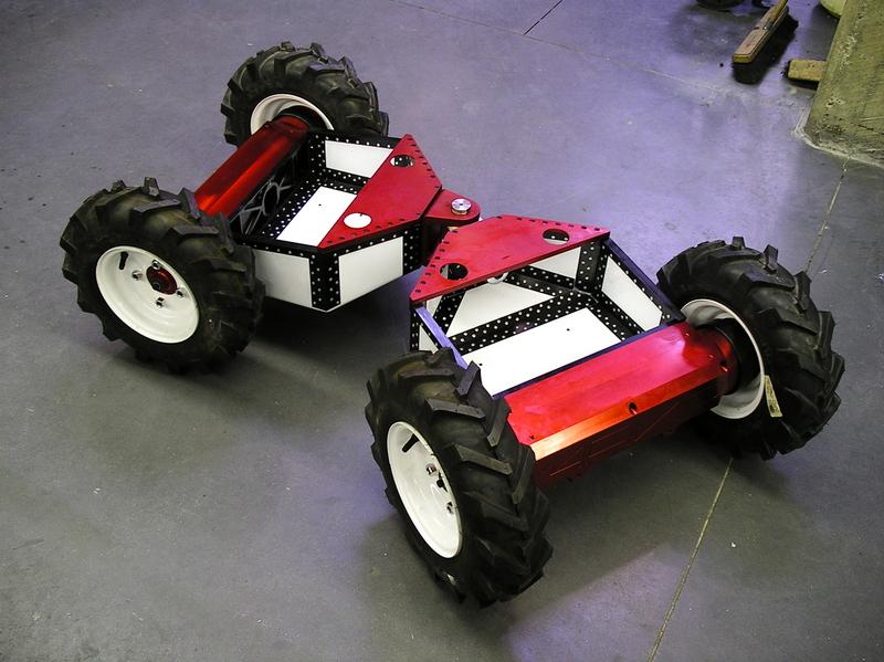 Autonomous Robotic Vehicle Project